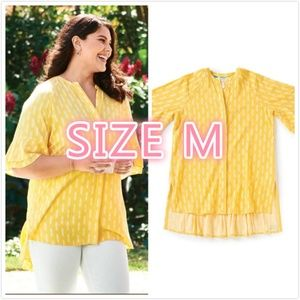 NEW Matilda Jane  Golden Hour Top size M